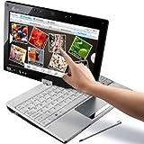 ASUS EEEPCT101MT 10.1型薄型ネットブックPC  マルチタッチ対応 Windows 7 Home Premium搭載 ホワイト EEEPCT101MT-WHM