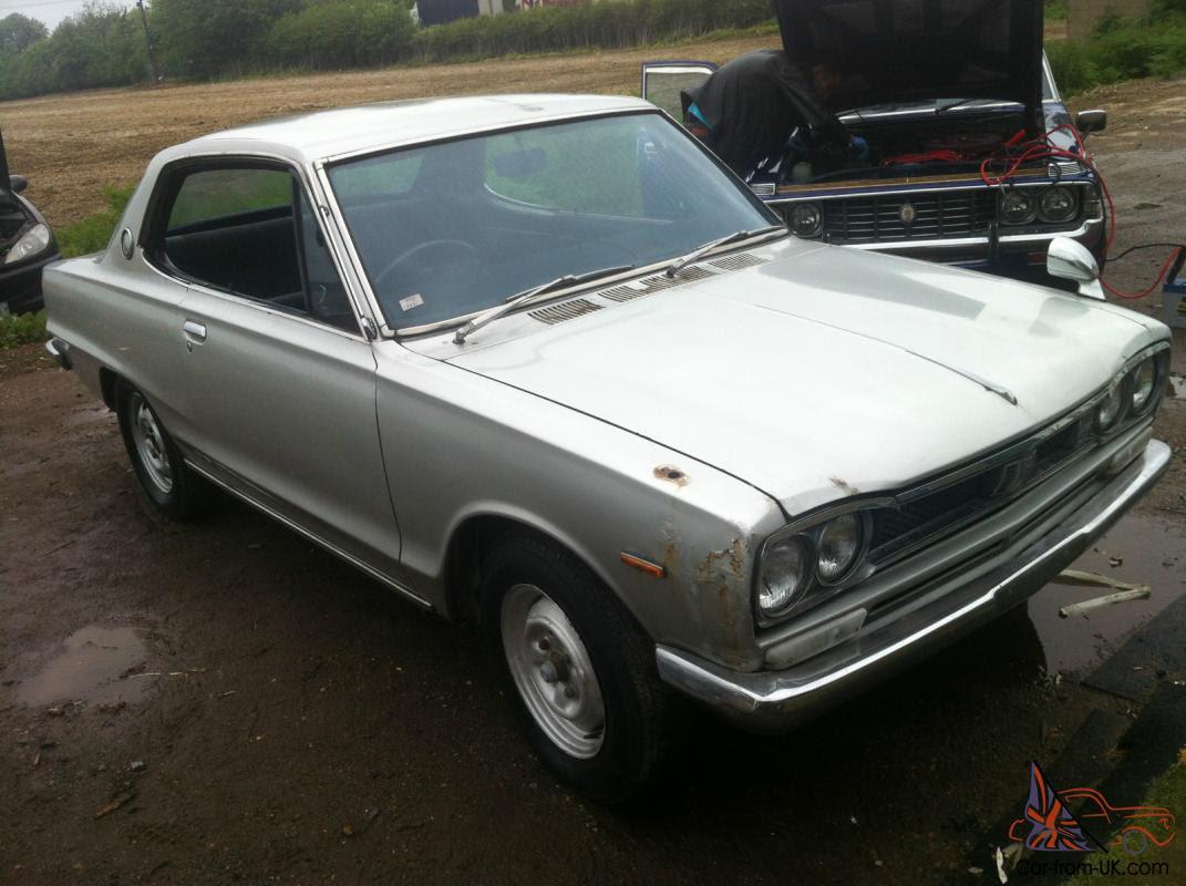 1972 Nissan Datsun Skyline 2dr Coupe KPC10 HAKOSUKA