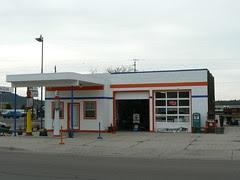 Gas Station, Williams, AZ