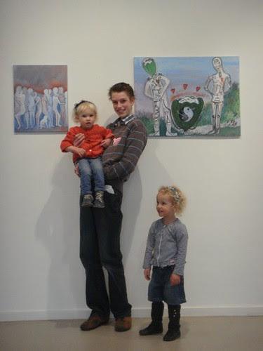 Winnaar Kunstbende 2009: categorie Ontwerpen