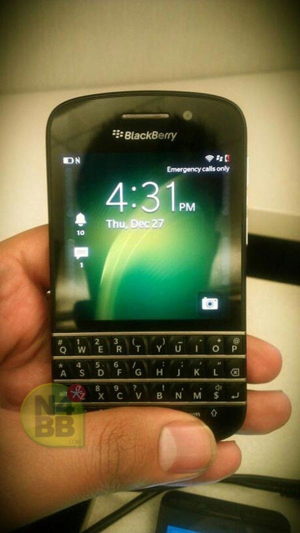 More BlackBerry NSeries pictures surface, appeases QWERTY lovers with sharper focus