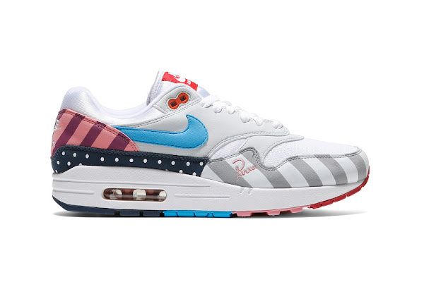 ce268727bdf4 Parra Reveals Pattern-Heavy Nike Air Max 1 Collaboration