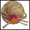 Mini<br />  Autumn Hat  : Fall & Autumn Crafts Projects