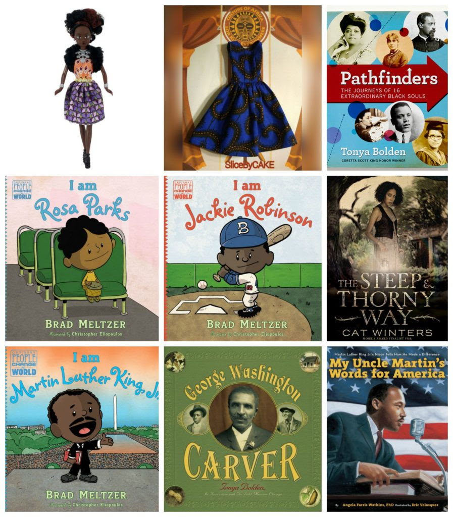Black History Month giveaway from Multicultural Kid Blogs - 1st Prize