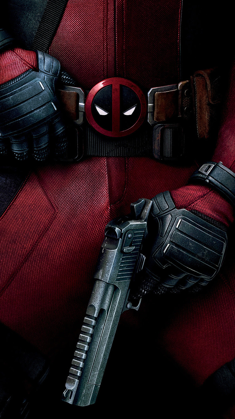 Iphone7papers Com Iphone7 Wallpaper Ap60 Deadpool Art