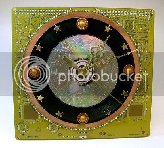 Computer clock