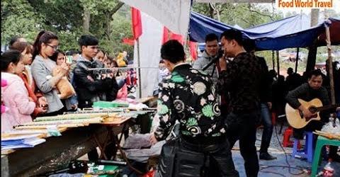 Clip gây xôn xao tại Hội Chùa Bắc Nga Lạng Sơn - Vietnam Festival