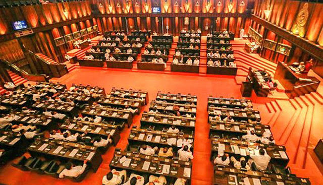 Parliament convened for special session on Jan.10