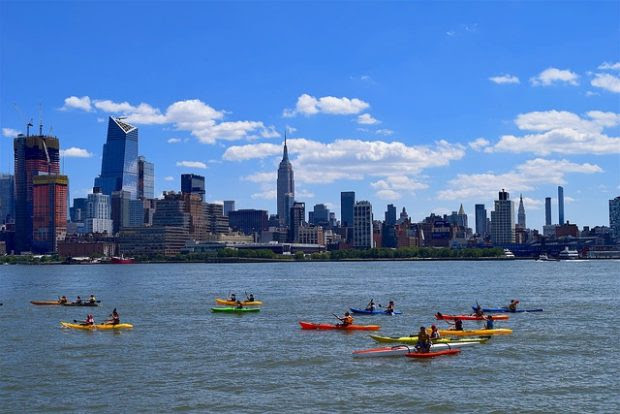8 Awesome Places to Go Kayaking in New York