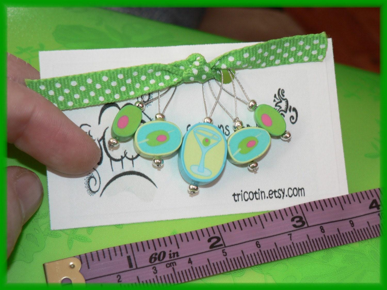 Stitch markers/marqueurs de mailles