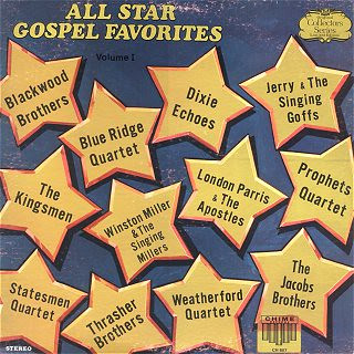 All Star Gospel Favorites