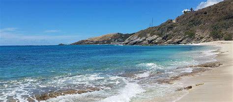 beaches grapetree beach st croix usvi
