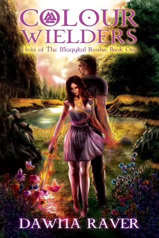 Colour Wielders (Heirs of the Magykal Realm Series #1)
