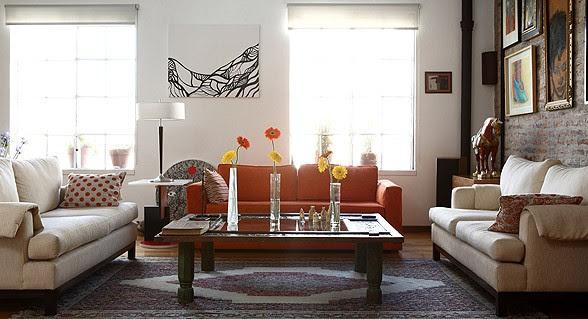 decoracion, interiores, muebles
