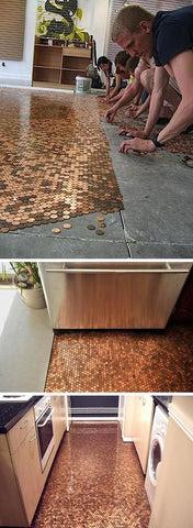 The Penny Floor Artresin Makes An Appearance On The Marilyn Denis Sho