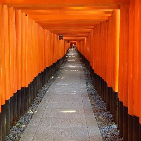 Photos of Fushimi Inari Shrine, Kyoto