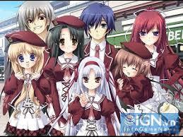 những bộ đồng phục học sinh đẹp nhất anime