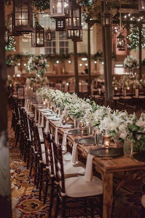 dallas wedding  glam indoor garden style modwedding