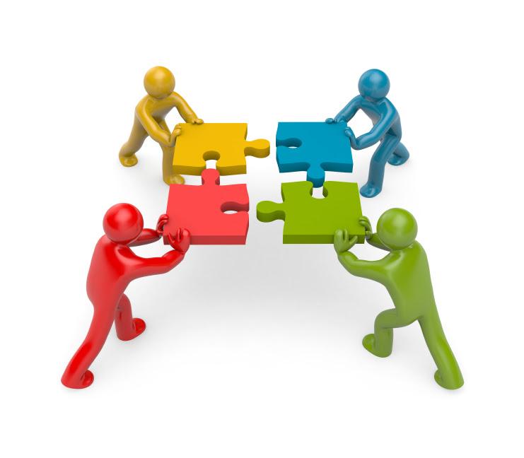 Resultado de imagen de trabajar unidos