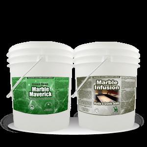 Marble Maverick - 2-in-1 Marble Care Kit 5 Gallon