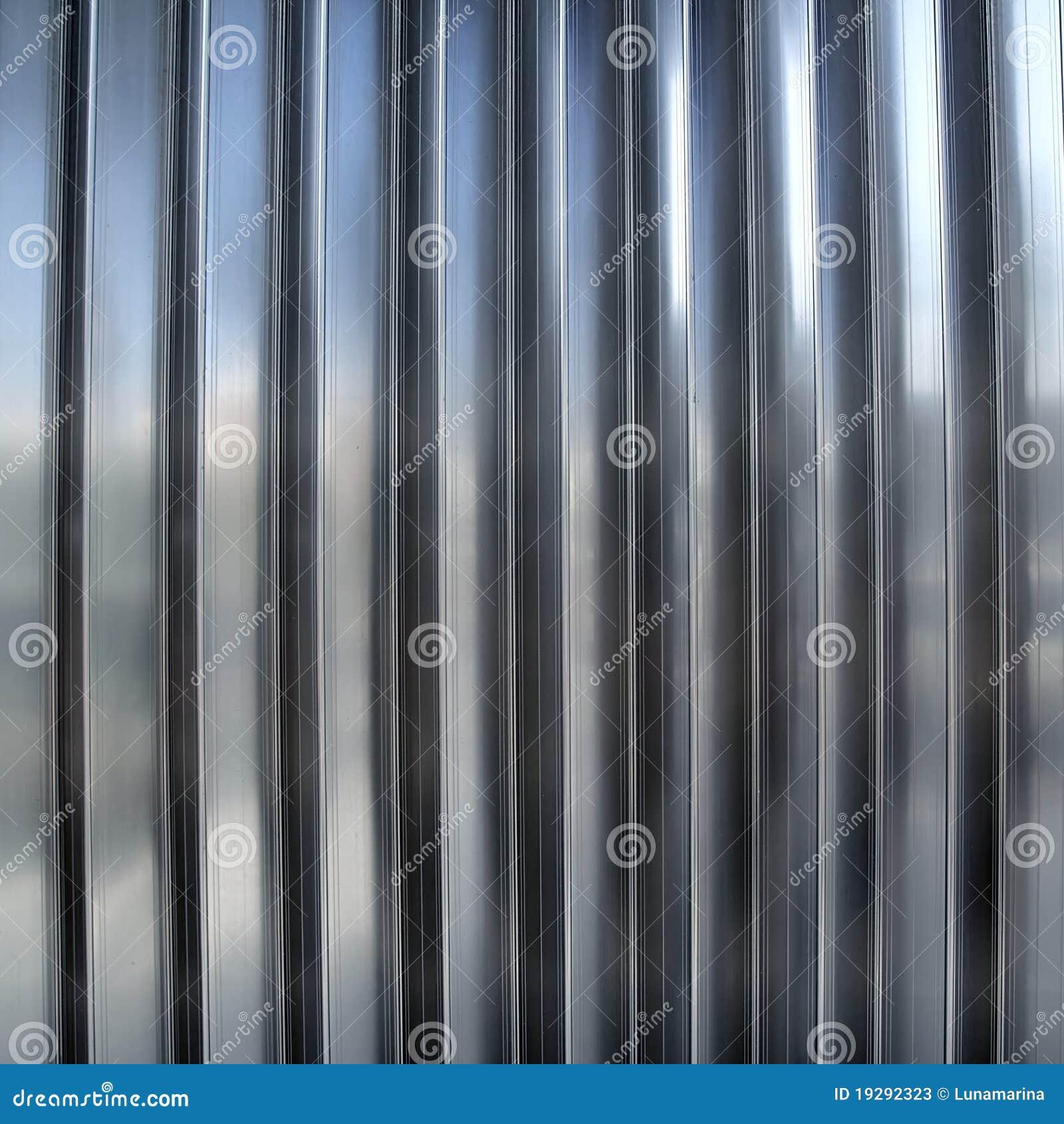 Stainless Steel Silver Metal Stripes Texture Rows Stock Photos ...