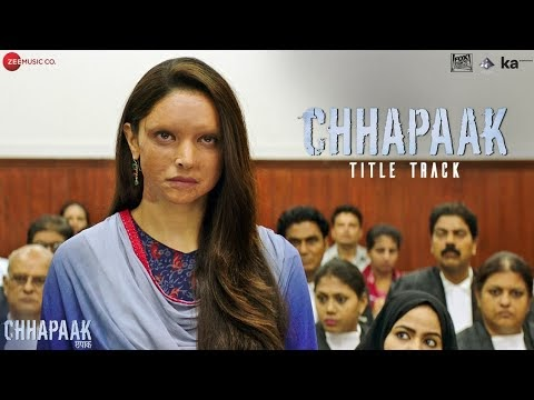 छपाक Chhapaak Lyrics in Hindi – Arijit Singh