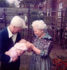 Bertha & John Nangle 1982