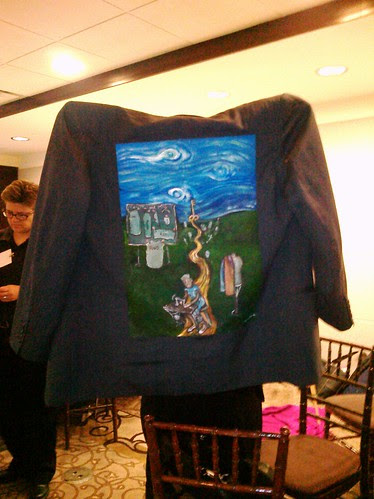 Paulo Machado's Jacket: Custom Tailored Meaningful Use