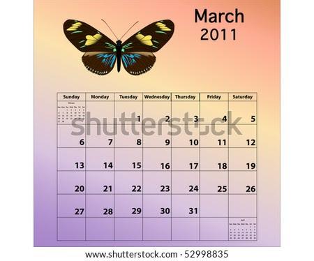 blank march calendar 2010. march 2010 blank calendar.