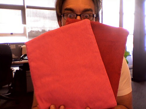 These Are Not Pillows