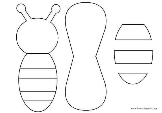 Arı Ve Arı Kovanı Sanat Etkinliği 33 Okul öncesi Etkinlik