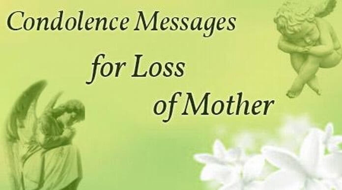 Quotes For Condolence Message. QuotesGram