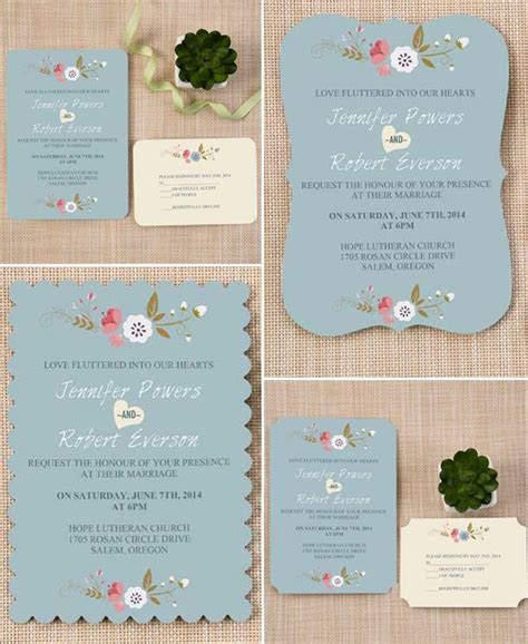Top 7 Wedding Invitation Trends for 2015   Weddings