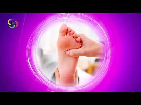 Most Powerful Foot Pain Healing Frequency 7.83HZ, 33HZ, 108HZ, 194.18HZ, 256HZ, 264HZ,
