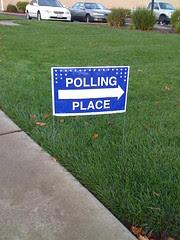 At athe Polls