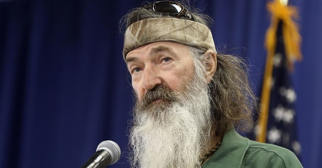Phil Robertson Willing to Be Trump's 'Spiritual Adviser'