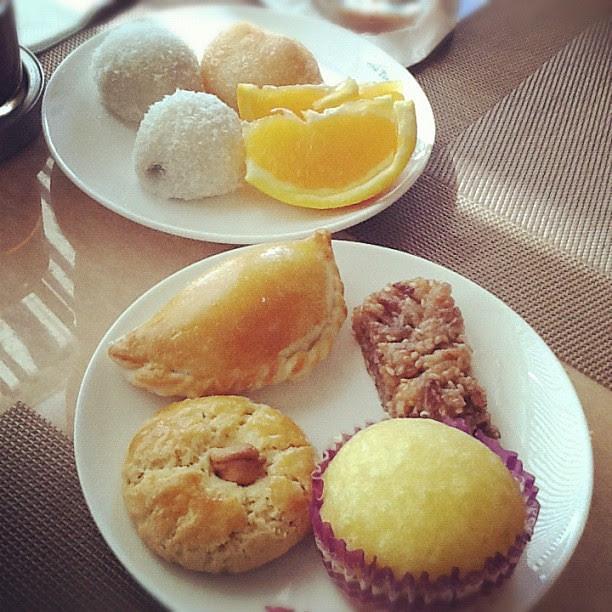 Random pastries Old Town Aurora  Guam
