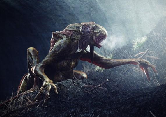 Extrañas criaturas en los alcantarillados de todo el mundo