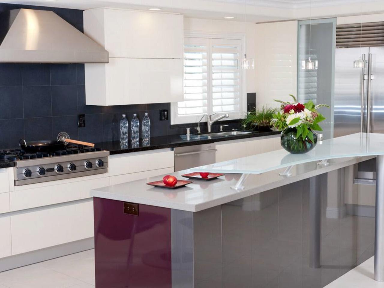 Modern Kitchen Design: Pictures, Ideas
