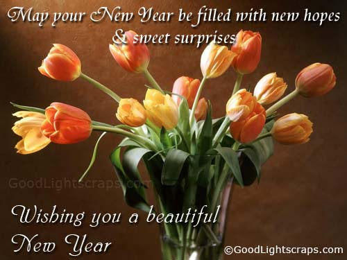 New year comments greetings, new year cards, happy new year wishes, animate scraps