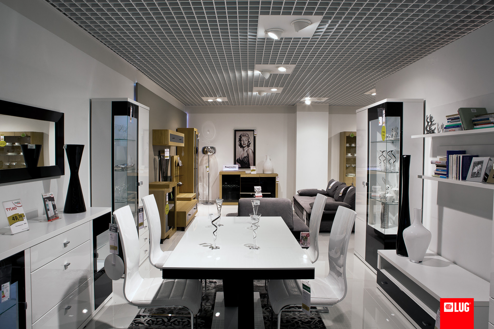 Agata Meble Furniture Showroom Krakow Poland Lug