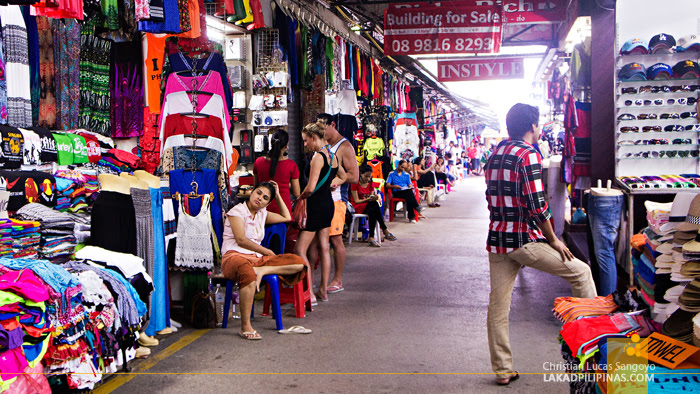 Souvenirs Stores in Phuket, Thailand