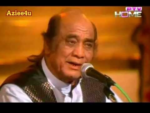Ranjish Hi Sahi Lyrics - Mehdi Hassan