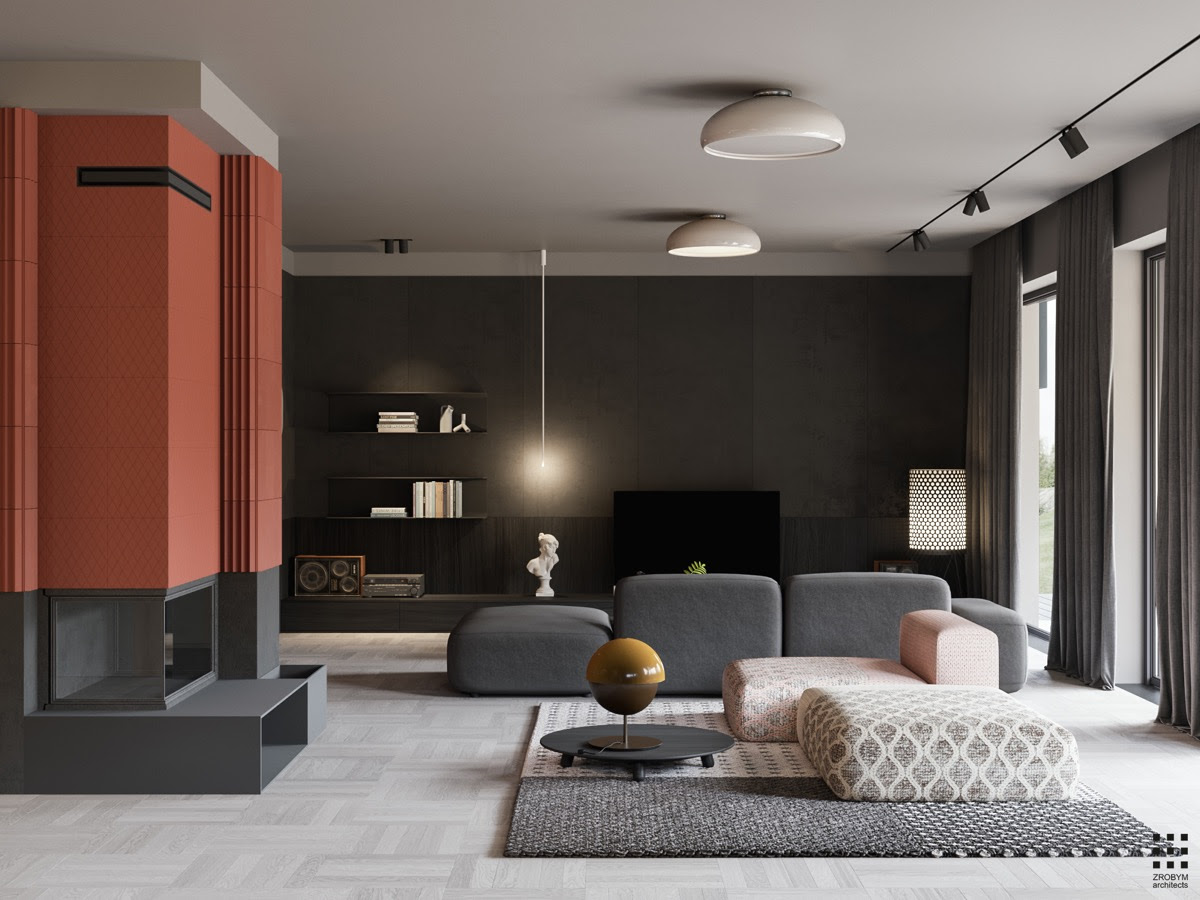 Minimalist Layout With Quirky Twists And Patterns