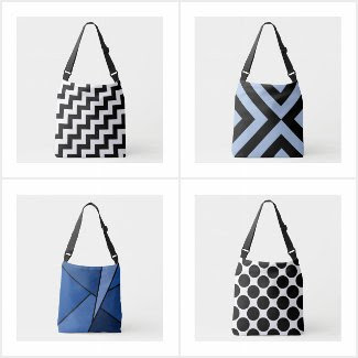 Eye-catching All-Over-Print Tote Bags