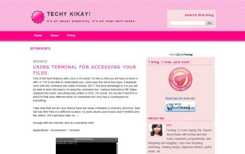 Techy Kikay