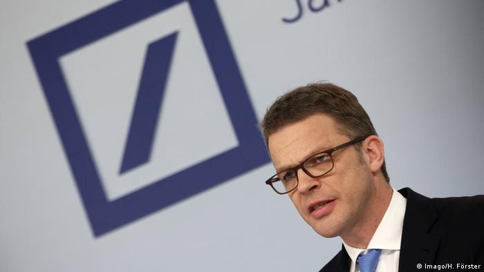 Jahreshauptversammlung Deutsche Bank AG | Christian Sewing (Imago/H. Förster)