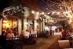 Orlando pet friendly restaurant: als pizza