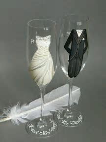 For Couples   Wedding champagne flutes, Wedding toasts, Ch