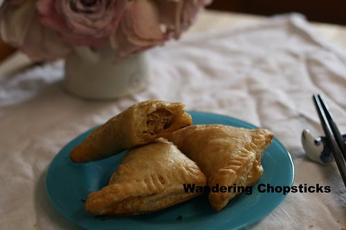 Indonesian Semarang-Style Turnovers with Bamboo Shoots, Dried Shrimp, and Scrambled Eggs 5